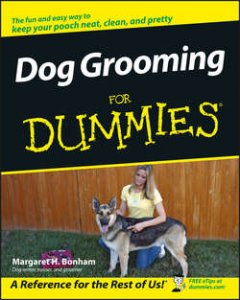 Margaret Bonham - Dog Grooming For Dummies