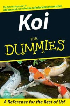 Patricia Bartlett - Koi For Dummies