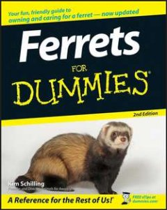 Kim Schilling - Ferrets For Dummies