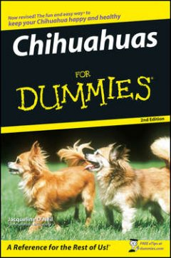 Jacqueline O'Neil - Chihuahuas For Dummies