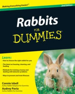 Connie Isbell - Rabbits For Dummies