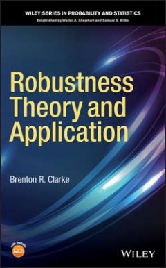 Brenton Clarke - Robustness Theory and Application